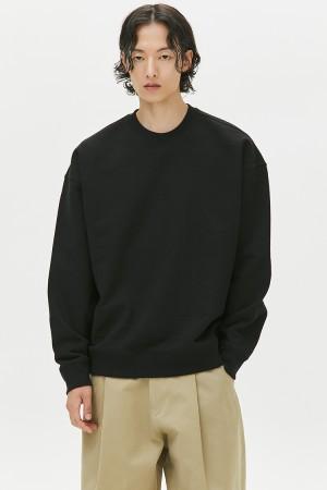 C.r.e.a.m Overfit Sweatshirt (Black)